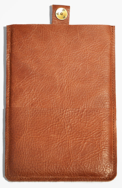 P.A.P. Design Leather Cover iPad mini