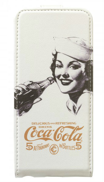 Coca-Cola skal till iPhone 5