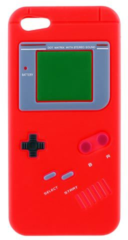 Gameboy-skal till iPhone 5