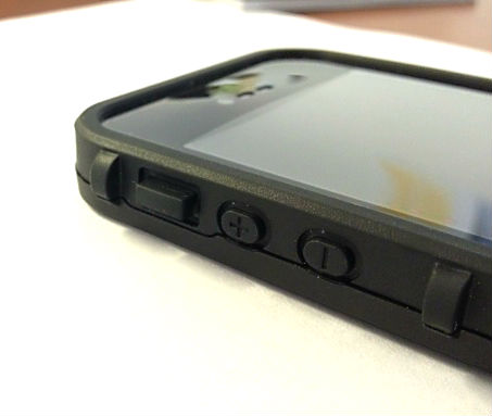 LifeProof Case iPhone 5 svart