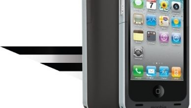 Bästa extrabatterierna till iPhone 4/4S: Mophie Juice Pack Air