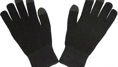 Bästa iPhonevantarna - Muvit Touchscreen Gloves