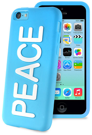 iPhone 5 skal Puro Night Cover Peace
